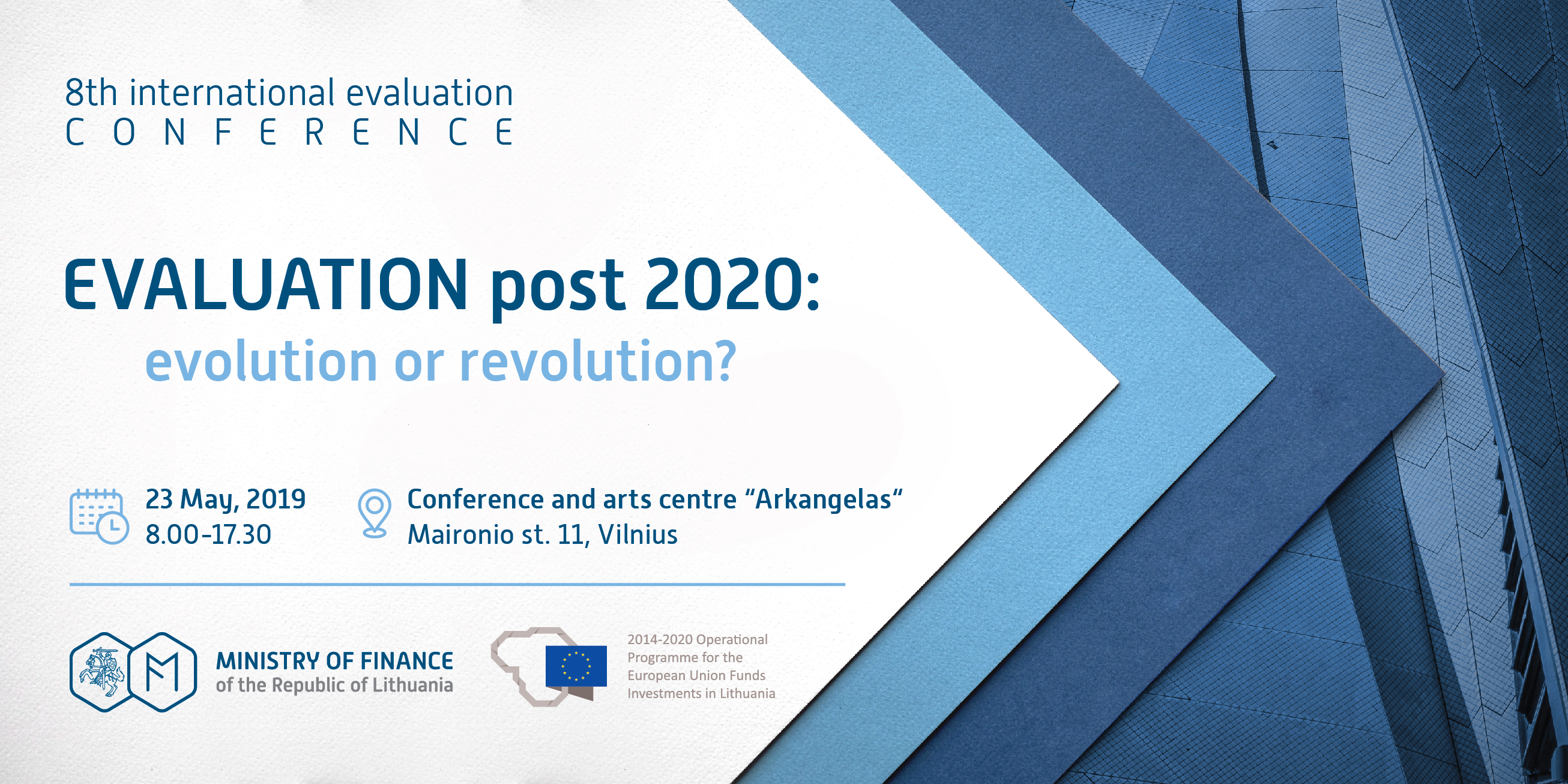 "Best International Mutual Funds 2020 International evaluation conference ""Evaluation post 2020"