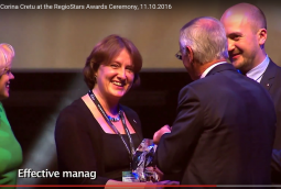 RegioStars Awards Ceremony, 11.10.2016